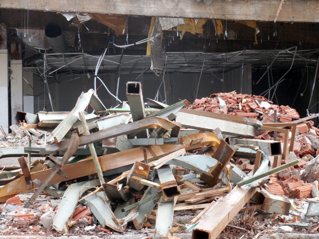wywóz odpadów budowlany i poremontowych Warszawa